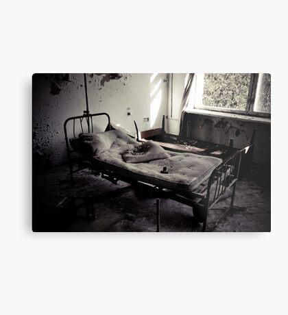 Bed #2 Metal Print