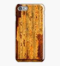 Weathered and Worried iPhone Case/Skin