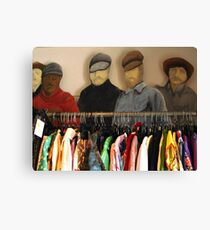 Tailor Made Canvas Print