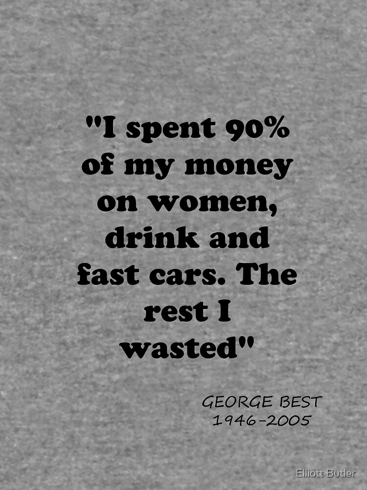 George Best by ebutler