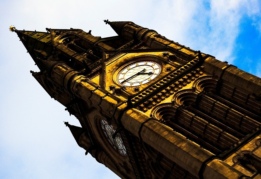 Manchester Town Hall by Darren Taylor