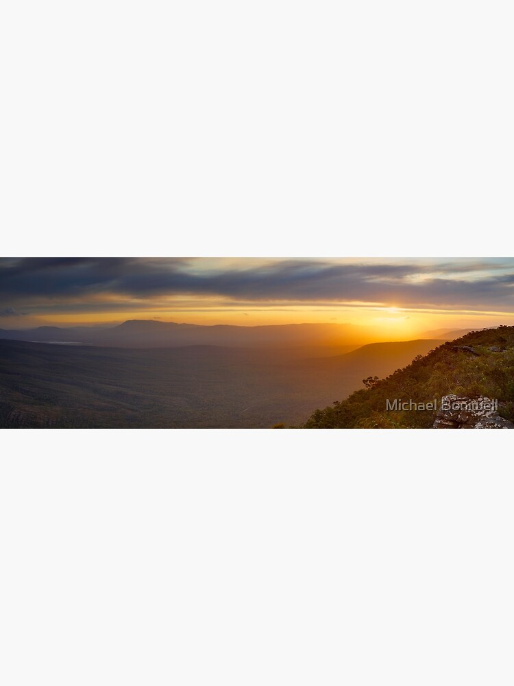 Reeds Lookout, Grampians National Park, Victoria, Australia by Chockstone