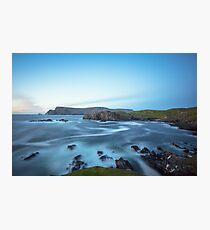 Glen Head, Glencolmcille Photographic Print