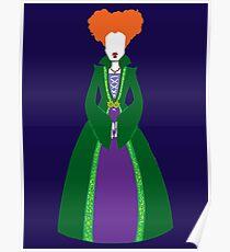 Winnie Sanderson Poster