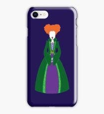 Winnie Sanderson iPhone Case/Skin