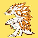 Sandslash Pokemuerto | Pokemon & Day of The Dead Mashup by abowersock