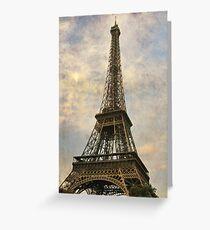 The Eiffel Tower Greeting Card