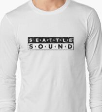 Seattle Sound Long Sleeve T-Shirt