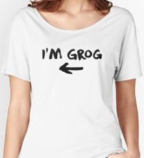 I'm Grog - Critical Role Women's Relaxed Fit T-Shirt