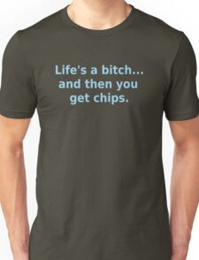 Then you get chips... T-Shirt