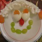 Happy Breakfast by quiltmaker