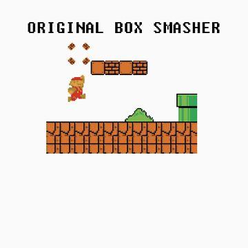Mario Bros - Original Box Smasher by antdragonist