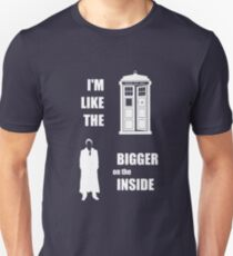 Like the TARDIS - Doctor Who T-Shirt