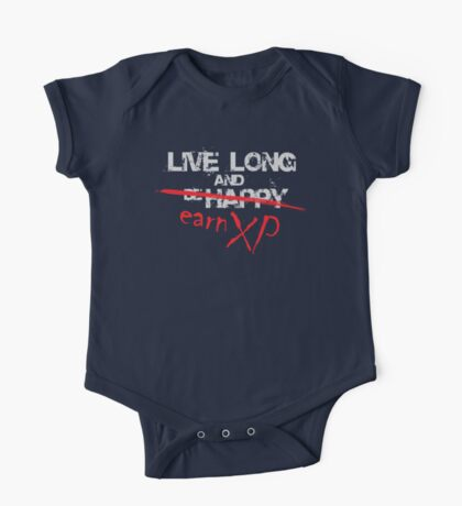 Live long and... Kids Clothes