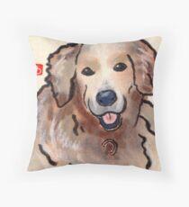 Best Friend 1 Throw Pillow