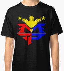 Manny Pacquiao Pac-Man Boxing Champion Classic T-Shirt