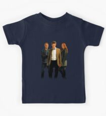 The Doctor and The Ponds Kids Tee