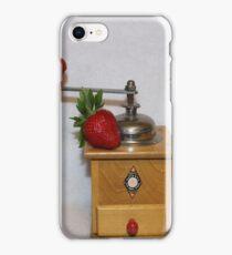 Strawberry Coffee [iPhone - iPod Case/Skin] iPhone Case/Skin