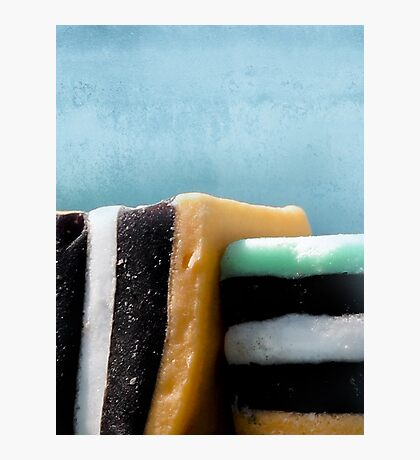 liquorice sea sculpture III Photographic Print