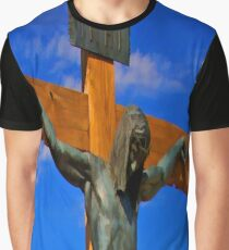 Jesus of Nazareth The King of The Jews Graphic T-Shirt