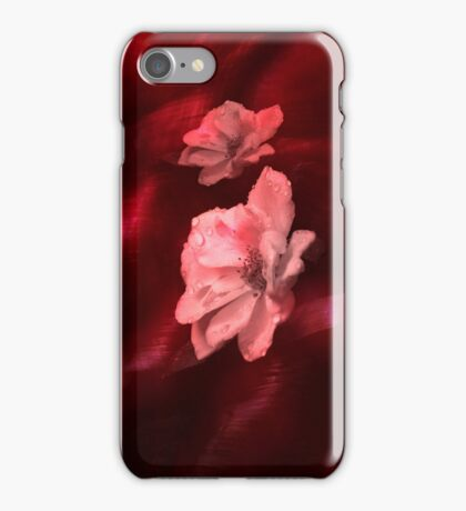 Two  Roses iphone cover iPhone Case/Skin