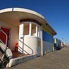 Beach hut by StephenRB