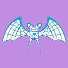 Zubat Pokemuerto | Pokemon & Day of The Dead Mashup by abowersock