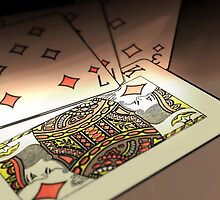 LIKE Playing Cards by Simon Kelshaw