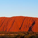 Uluru by Sheaney