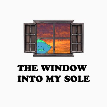 The window into my sole by ebutler