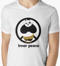Inner peace shirt Mens V-Neck T-Shirt