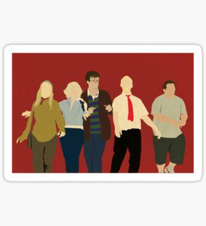 Team Winchester Sticker