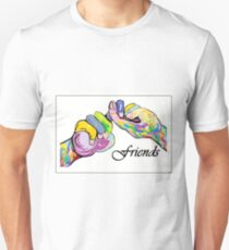 The Sign Language of FRIENDS T-Shirt