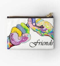 The Sign Language of FRIENDS Studio Pouch