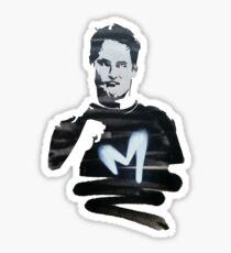 M. Cubes Sticker