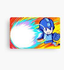 Mega Man | Charge Shot Canvas Print