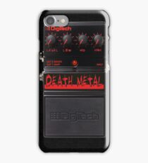 Death Metal iPhone Case iPhone Case/Skin