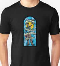Stained Ash Window Slim Fit T-Shirt