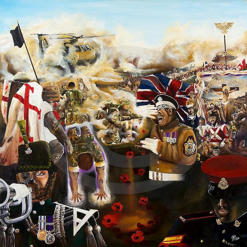 Legions of the fallen by patriotart