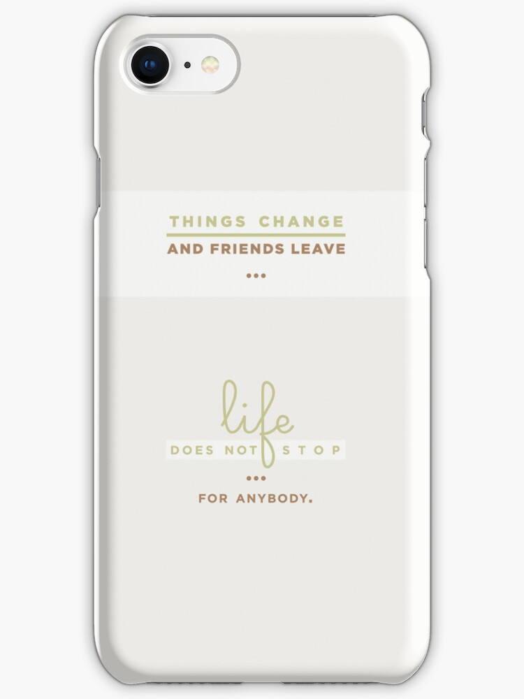 iPHONE CASE - 'The perks of being a wallflower' by Stephen Chbosky by punktkomma