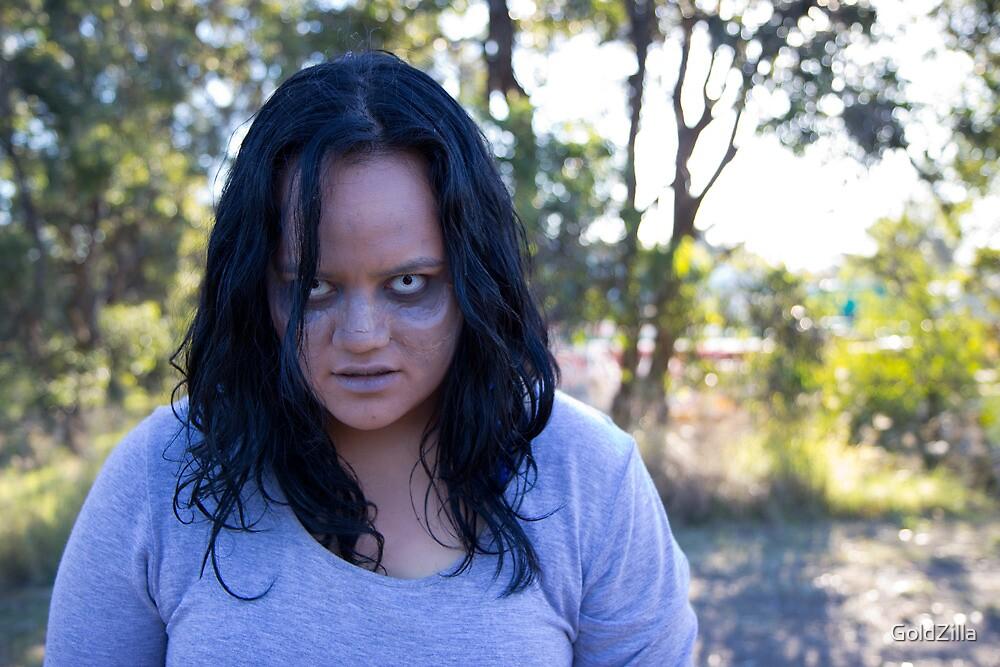 Zombie-fied by GoldZilla