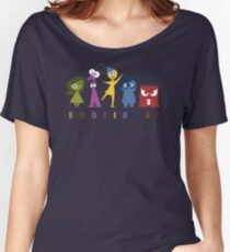 Emotional Women's Relaxed Fit T-Shirt
