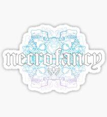 Fancy Necromancy Sticker