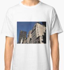 Camiseta clásica Looking North on 5th Avenue, New York City