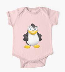 Penguin - Hands On Hips Kids Clothes