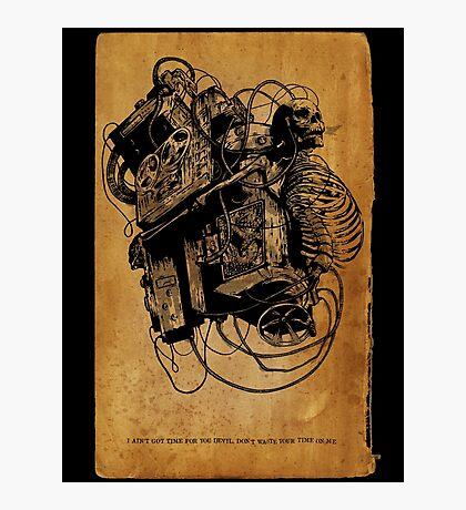 Gospel Machine #1 Photographic Print