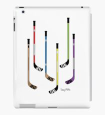 Hockey Sticks iPad Case/Skin