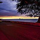 Farol at Sunset by Jorge de Araujo