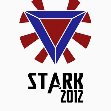 Stark 2012 (Light Print) by Nephie