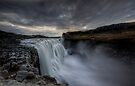 Mighty Dettifoss by Roddy Atkinson